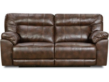 Simmons Upholstery & Casegoods Double Motion Sofa 50571-BR-Double Motion Sofa