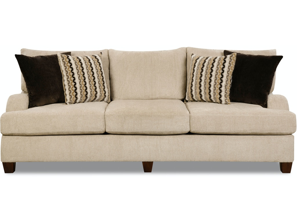Simmons upholstery casegoods living room 8520 sofa gallery furniture medford ny Upholstered sofas and loveseats