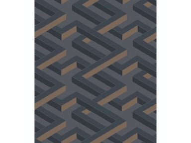 Cole & Son LUXOR CHARCOAL 105/1001.CS