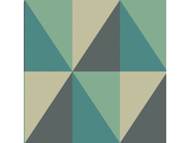 Cole & Son APEX GRAND TEAL 105/10045.CS