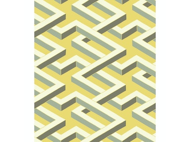 Cole & Son LUXOR GREEN 105/1005.CS