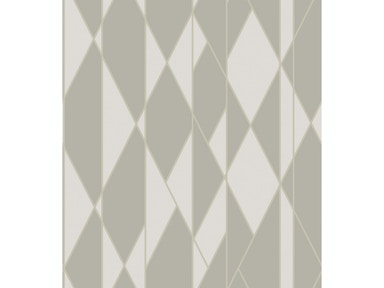 Cole & Son OBLIQUE GREY AND WHITE 105/11046.CS