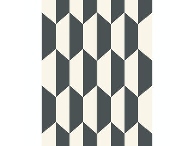 Cole & Son TILE BLACK AND WHITE 105/12050.CS
