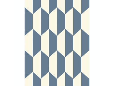 Cole & Son TILE BLUE AND WHITE 105/12054.CS