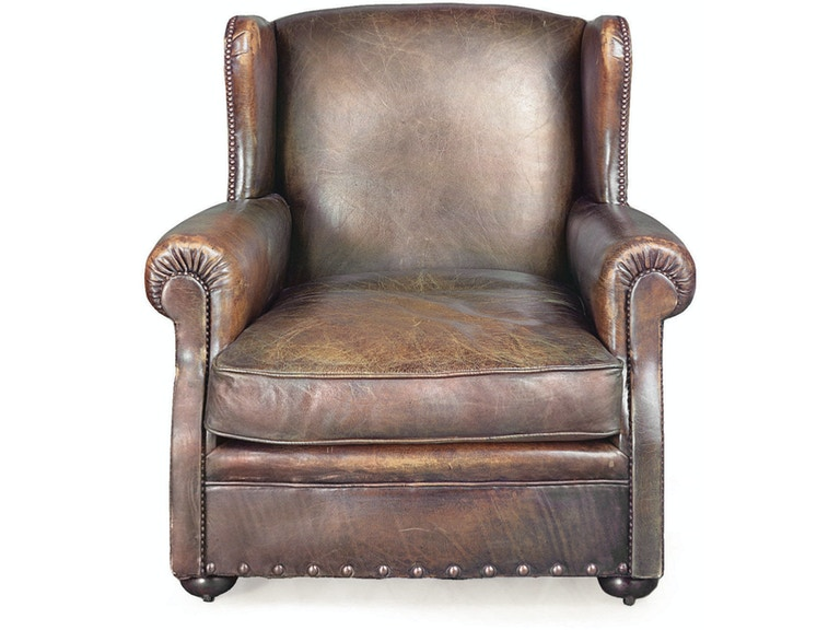 Holland & Co Chatsworth Leather Club Chair 1190
