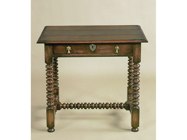 Holland & Co Bobbin Leg Table 1208