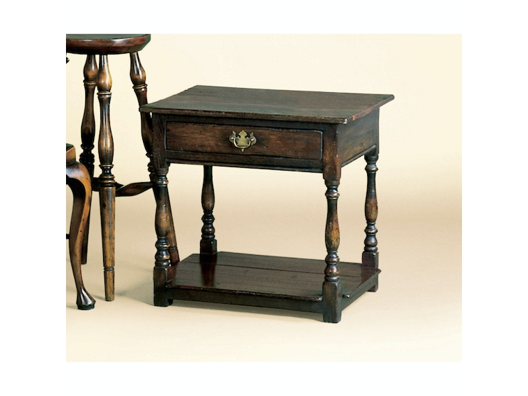 Holland & Co Tavern Table with Drawer 2213