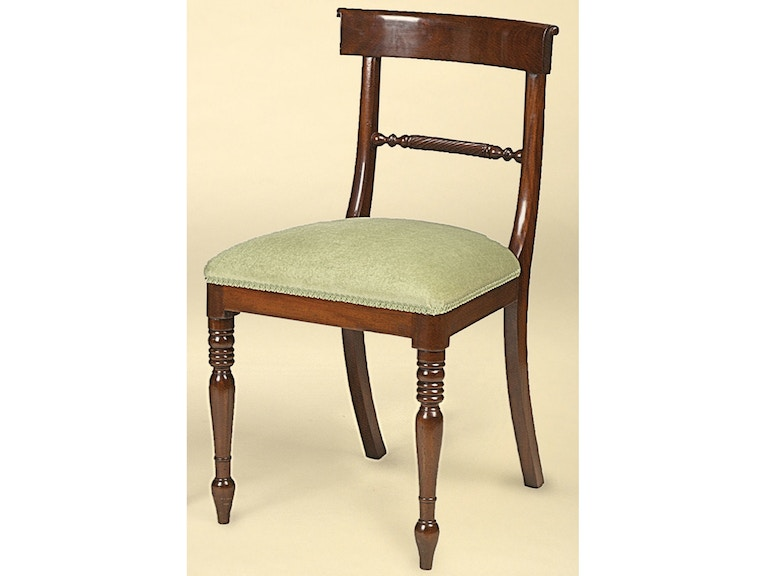 Holland & Co Regency Rope Back Side Chair 2268