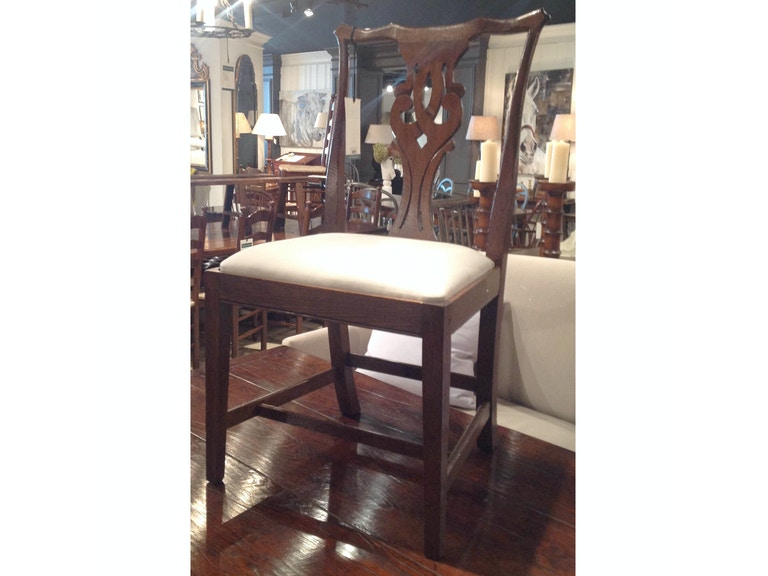 Holland & Co Chippendale Side Chair 2286