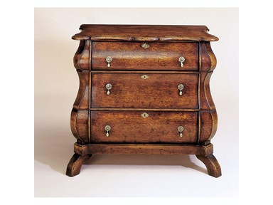 Holland & Co Dutch Bombé Chest 4425