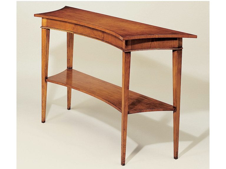 Holland & Co Concave Console Table 4942