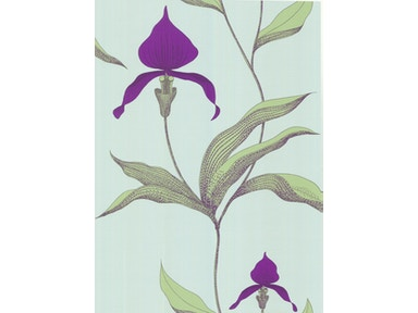Cole & Son ORCHID TURQUOI 66/4027.CS