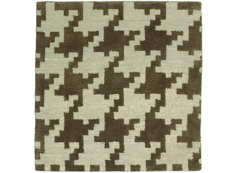 Lee Jofa Carpet Hound And Check Chocolate CL-100107.CHOCOLATE.0