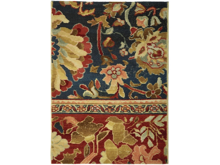 Lee Jofa Carpet Erabi Navy/Red CL-100110.NAVY/RED.0
