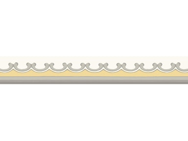 Cole & Son BRODERIE BORDER YELLOW 99/14056.CS