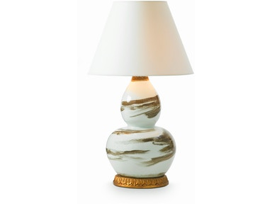 Bunny Williams Home Brush Stroke Lamp - Brown BLH1157