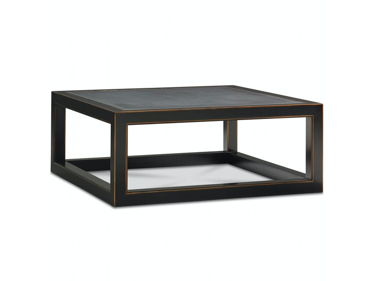 Bunny Williams Home Ming Coffee Table - Black BLH1250-BL