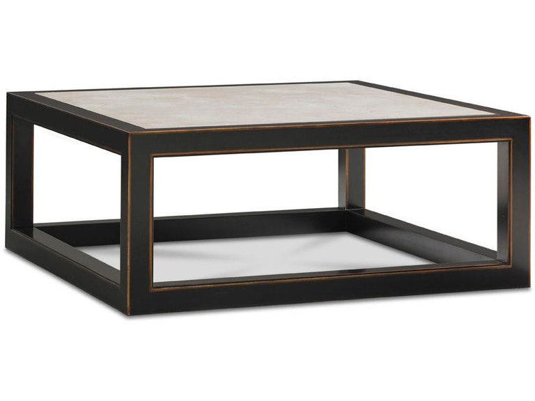 Bunny Williams Home Ming Coffee Table - Cream BLH1250-CR
