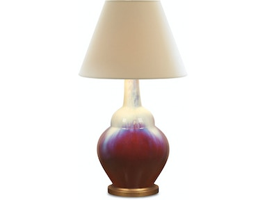 Bunny Williams Home Oxblood Lamp BLH1282