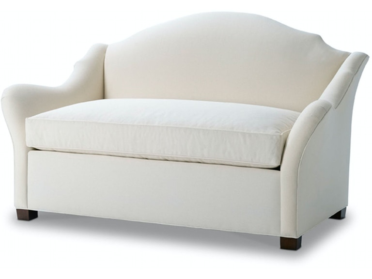 Bunny Williams Home Pierre Loveseat BLH-UPH-22