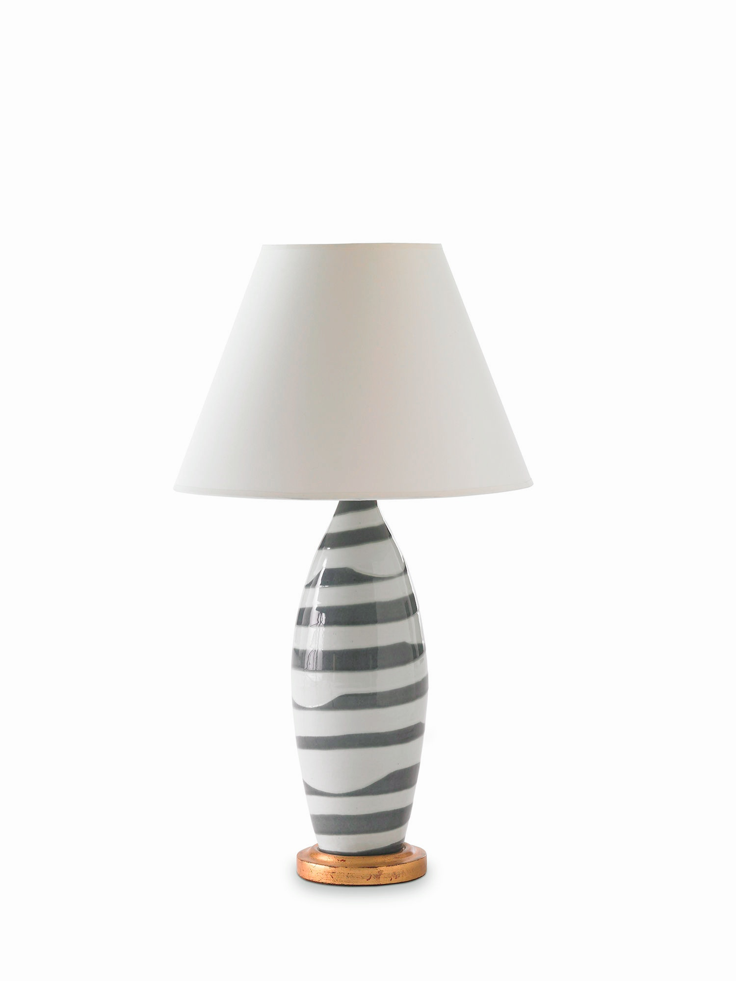 Bunny Williams Home Zebra Lamp BLH1169