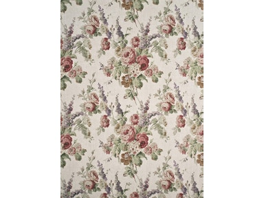 Mulberry Home VINTAGE FLORAL ROSE/GREEN FD264.W46