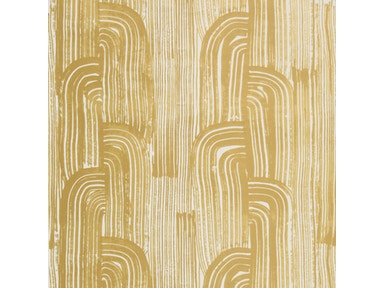 Groundworks CRESCENT PAPER GOLD/IVORY GWP-3304.416