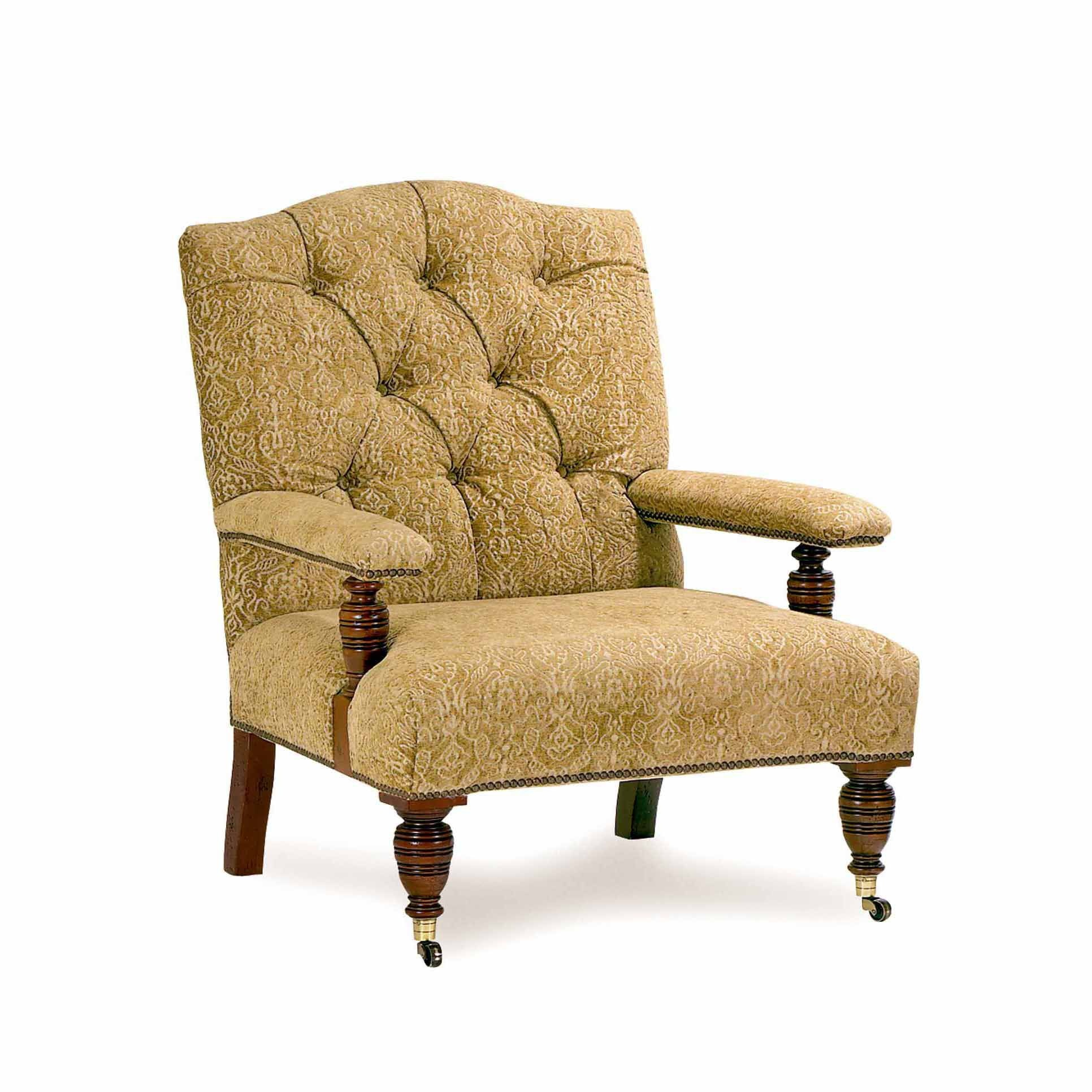 Lee Jofa Draycott Tufted Back Chair H4291 20