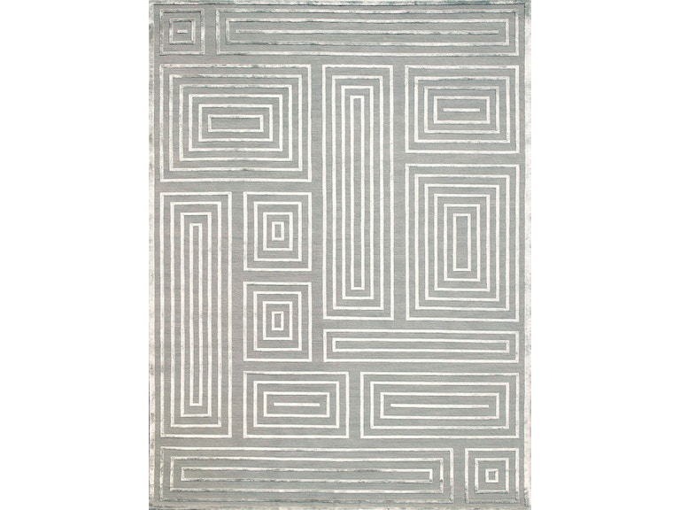 Lee Jofa Carpet Hallet Silver CL-100393.SIL