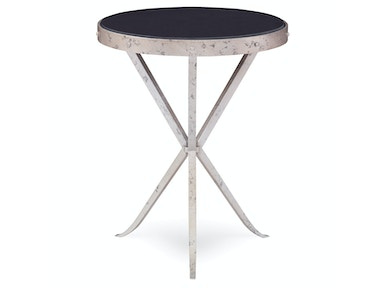 Lee Jofa Cooper Side Table Stone Top OTF1016S