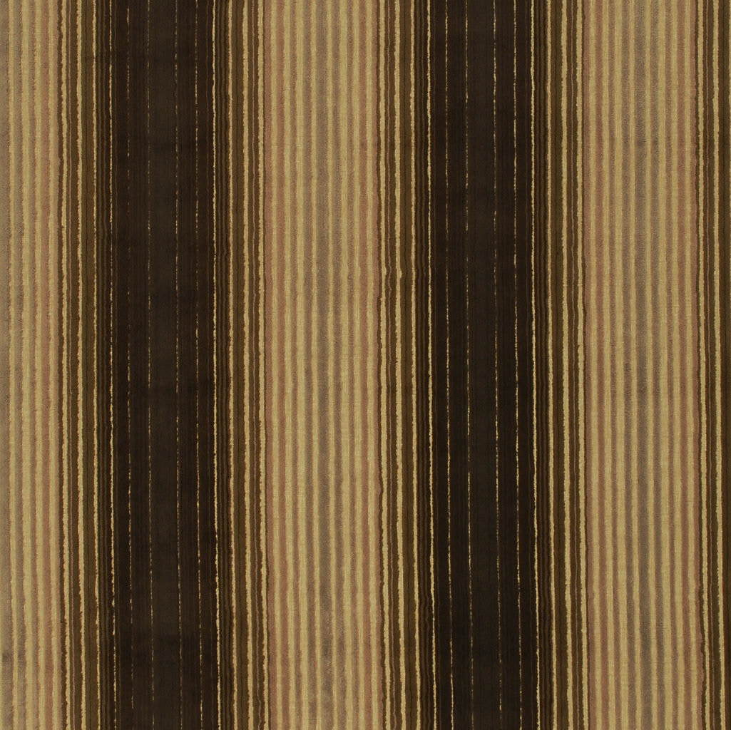 Baker Lifestyles MARCELLE STRIPE BROWN PF50062.270