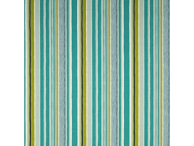 Baker Lifestyles MALLOW STRIPE TURQUOISE/LIME PP50360.2