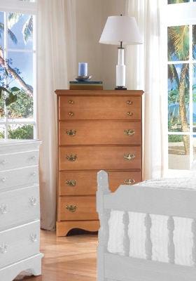 Exceptionnel Carolina Furniture Works Bedroom Five Drawer Chest