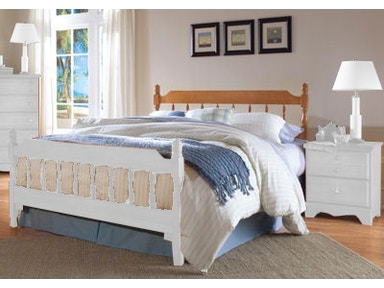 Carolina Furniture Works Spindle Bed 15735 Bed