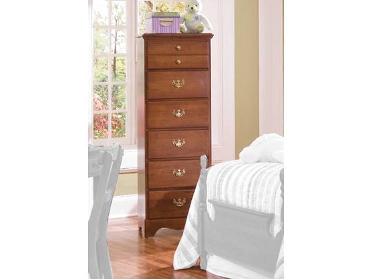 Carolina Furniture Works Bedroom Lingerie Chest 184600 Davis Furniture Poughkeepsie Ny