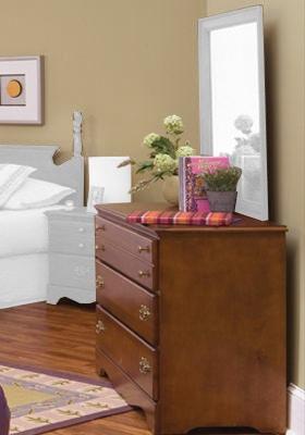 Superbe Carolina Furniture Works Bedroom Dresser