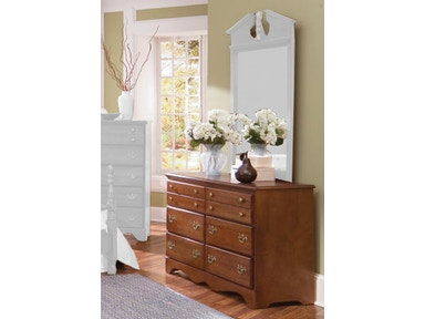 Carolina Furniture Works Dresser 185600