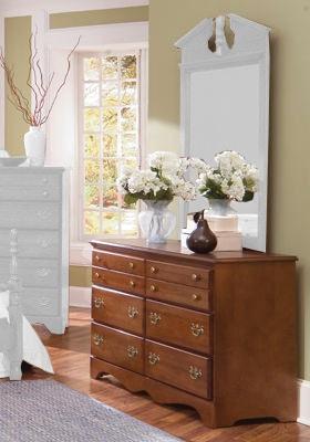 Carolina Furniture Works Bedroom Dresser