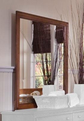 Carolina Furniture Works Accessories Landscape Mirror 186400