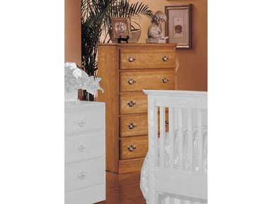 Carolina Furniture Works Chest 234500