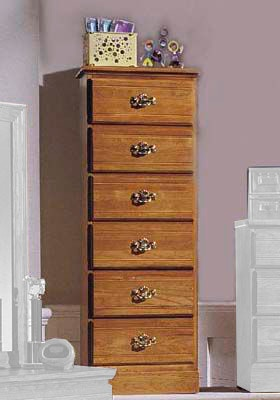 Carolina Furniture Works Bedroom Lingerie Chest 234600 Schmitt