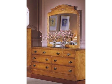 Carolina Furniture Works Triple Dresser 235700