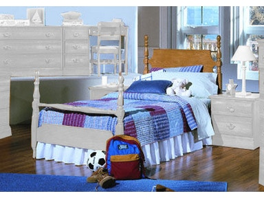 Carolina Furniture Works Poster Bed 23723 Bed