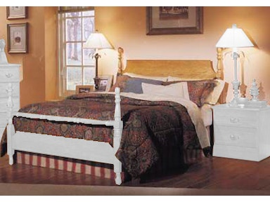 Carolina Furniture Works Poster Bed 23724 Bed