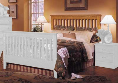 Delicieux Carolina Furniture Works Slat Headboard 237450 ...