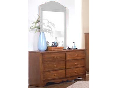 Carolina Furniture Works Dresser 315600
