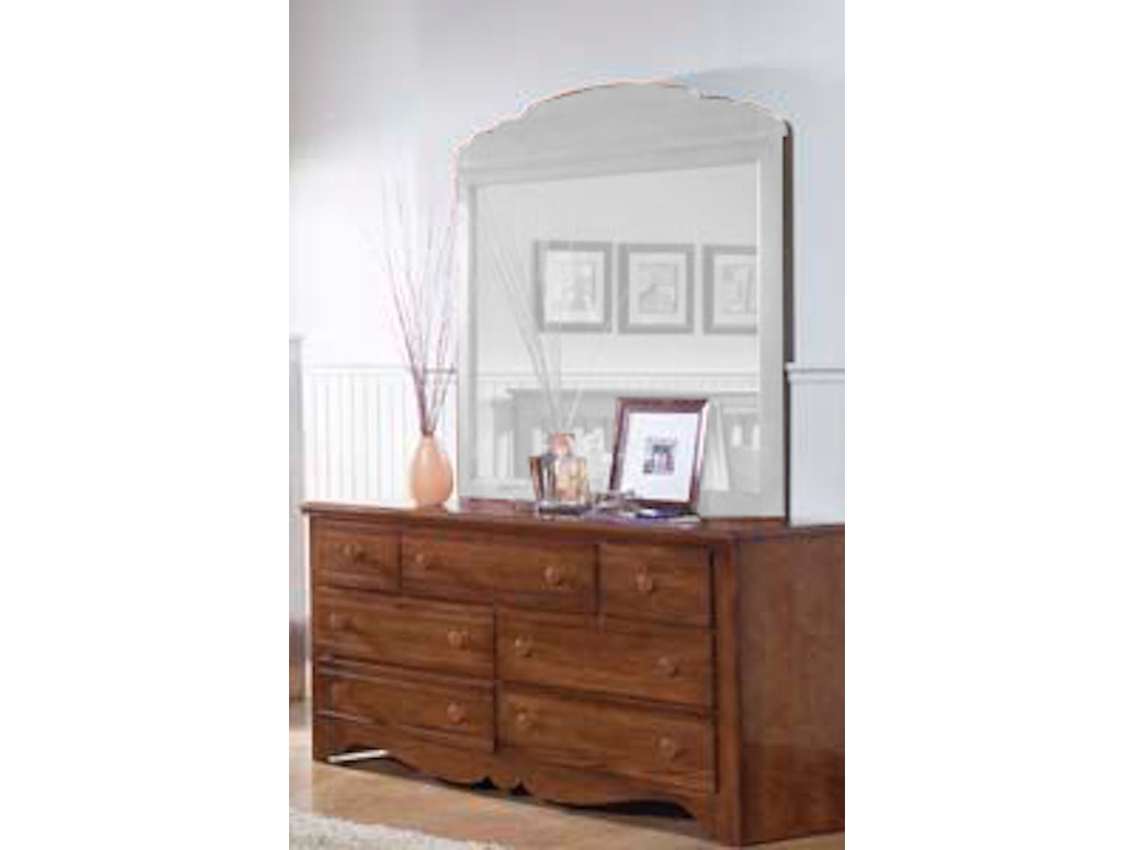 Carolina furniture works bedroom dresser 315700 lynchs for Carolina furniture