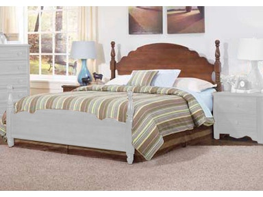 Carolina Furniture Works Poster Bed 31785 Bed