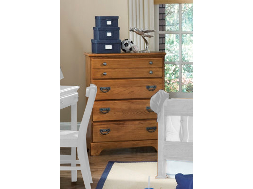 Carolina Furniture Works Bedroom Chest 384400 Schmitt Furniture Company New Albany In