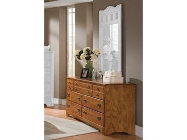 Carolina Furniture Works Dresser 385700